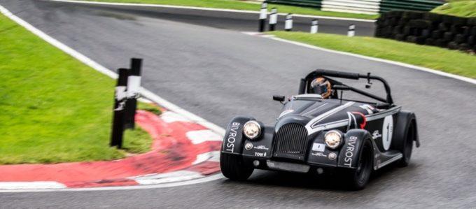Elliot Paterson Claims AR Motorsport Morgan Challenge Championship