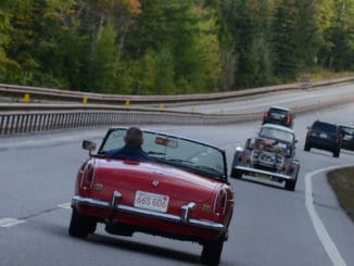 Granite State Getaway The British Reliability Run Invades New England