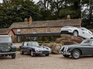 Jaguar Land Rover new Classic Drive Experience at Eastnor 001