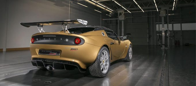 Lotus Elise Cup 260 Sports Car Alchemy 2
