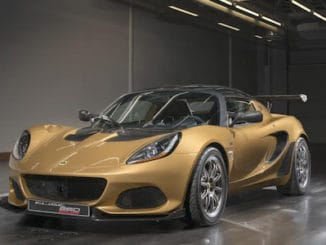 Lotus Elise Cup 260 - Sports Car Alchemy