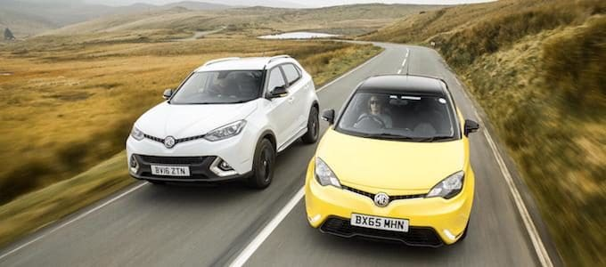 MG Takes Second Place in What Car? Satisfaction Survey