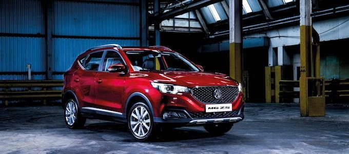 MG ZS - UK Launch - MG to Offer 7-Year Warranty on MG ZS