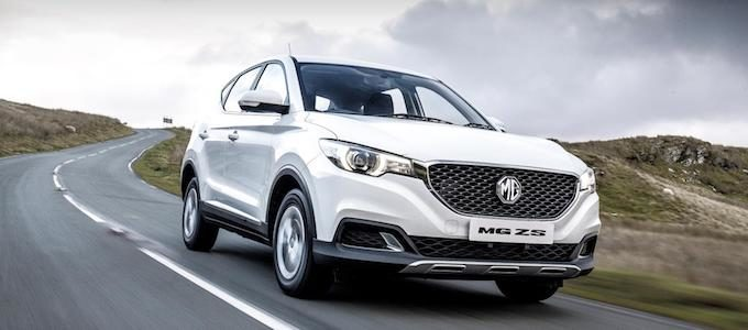 MG ZS - UK Launch - Oct 2017 (10) - small