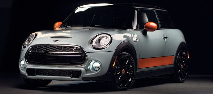 MINI USA Launches New MINI John Cooper Works Tuning Kit for Countryman and Clubman at SEMA Show