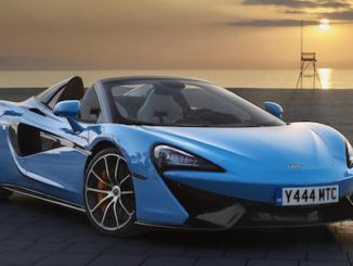 McLaren is Britains Leading Mid-Market Growth Company - McLaren 570S Spider