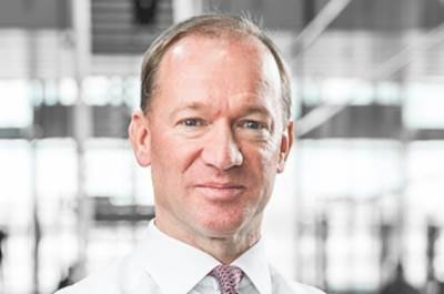 Mike Flewitt, Chief Executive Officer, McLaren Automotive
