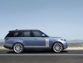 New Silent PHEV Full-Size Range Rover