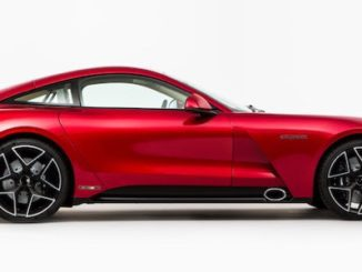 New TVR Griffith to be displayed at the NEC Classic Motor Show