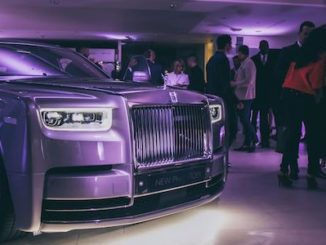 Rolls-Royce Launches all-new Phantom on Iconic Night in Mayfair