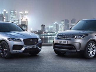 SOLID SALES IN SEPTEMBER FOR JAGUAR LAND ROVER