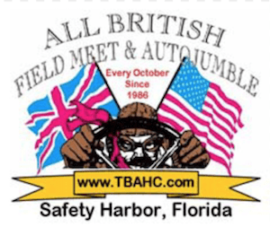 Tampa Bay 31st All British Field Meet & Autojumble
