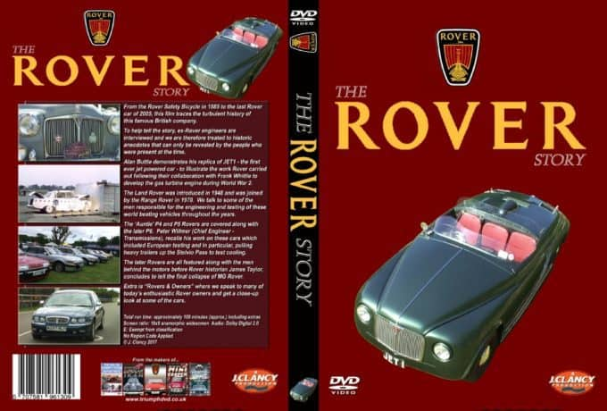 The Rover Story