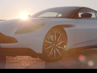 The V8-powered Aston Martin DB11- Revealing a sporting character