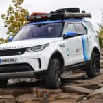 The Water Diaries Special Vehicle Operations prepared Discovery
