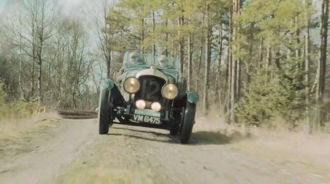 VotW - dunhill Presents The Flying Scotsman Rally 2017 2