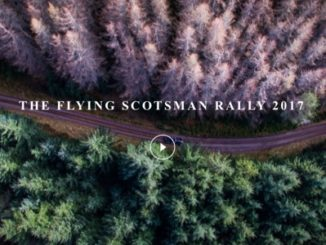 VotW - dunhill Presents The Flying Scotsman Rally 2017
