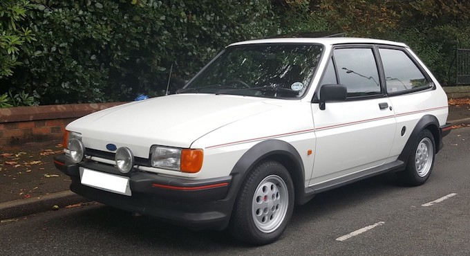 1986 Ford Fiesta XR2
