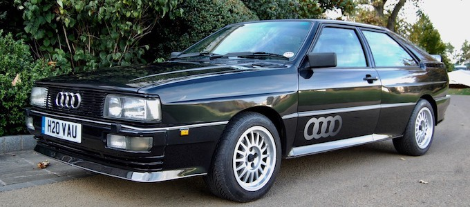 1991 Audi UR Quattro RR 20V - Classic Car Auction, Warickshire