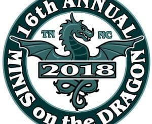 2018 MINISs on the Dragon - LOGO