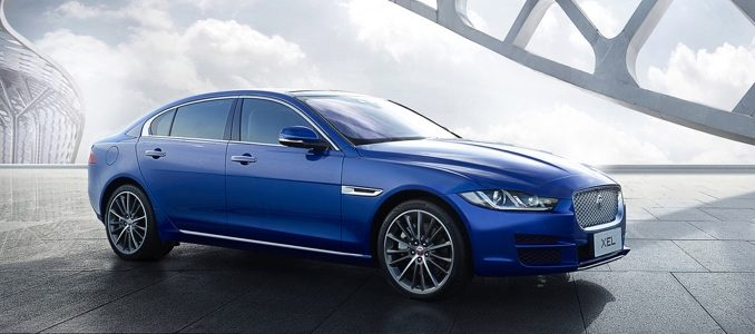 All New Jaguar XEL Manufactured in China