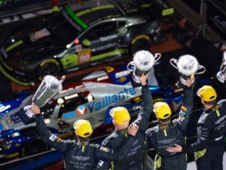 Aston Martin Claims 50th Victory in Shanghai 1