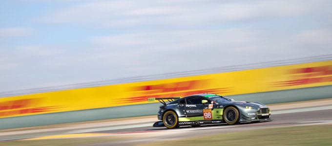 Aston Martin Claims 50th Victory in Shanghai 2