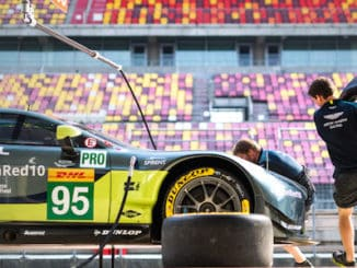 Aston Martin Racing Set for Shanghai Showdown 5