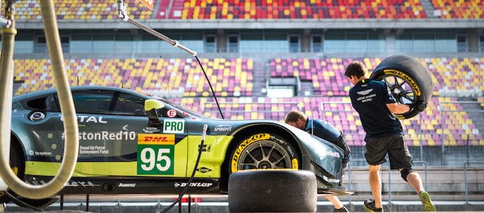 Aston Martin Racing Set for Shanghai Showdown 5 - Photo: Nick Dungan / Drew Gibson Photography
