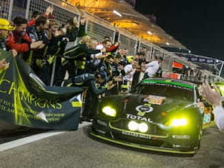Aston Martin Racing Wins FIA WEC GTE AM World Championship Titles