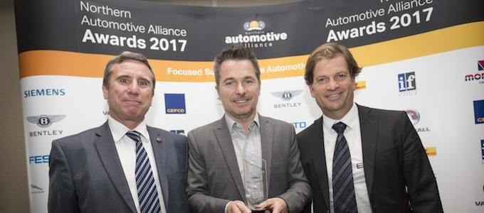 BAC WINS PRESTIGIOUS PEOPLE AND SKILLS EXCELLENCE AWARD AT 2017 NORTHERN AUTOMOTIVE ALLIANCE NAA AWARDS 1