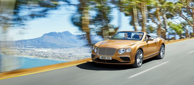 Bentley Continental GT Wins TopGear GT of the Year Award