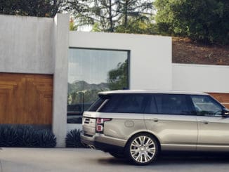 Introducing the Range Rover SVAutobiography