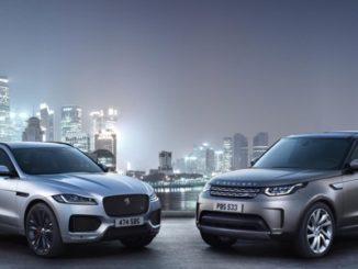 Jaguar Land Rover Sales