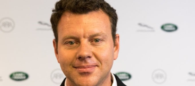 Jan Olivier Named Jaguar Land Rover Top Technician