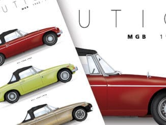 MGB Evolution Lightbox