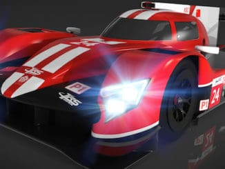 Manor Ginetta LMP1 Render
