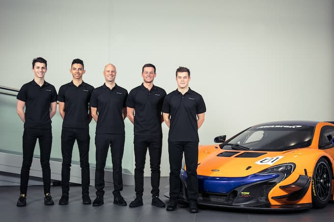 McLaren Expands Motorsports and Race Offerings