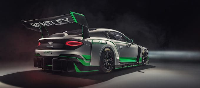 New Bentley Continental GT3 - 2