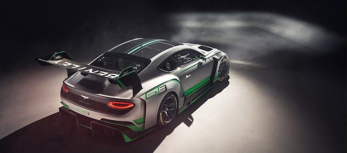 New Bentley Continental GT3 - 5