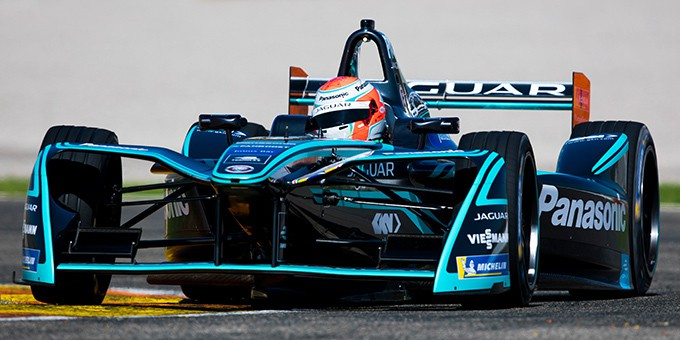 Panasonic Jaguar Racing Ready For 2nd Electrifying Season in FIA Formula E 2