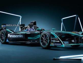 Panasonic Jaguar Racing Ready For 2nd Electrifying Season in FIA Formula E
