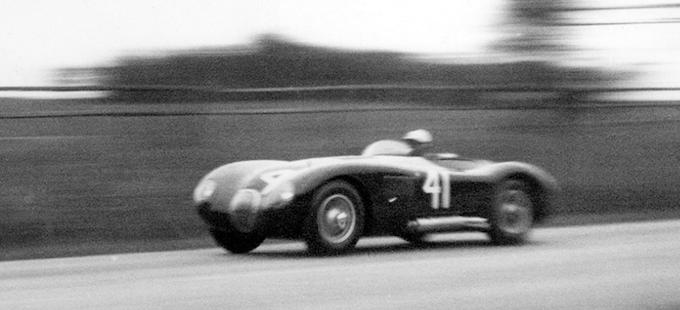 Phil Hills Jaguar C Type up for Auction 4