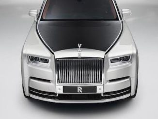 RR New Phantom Top Gears Luxury Car of the Year 2017