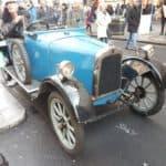 Regent Street Motor Show 10 Talbot display 20171104 134956