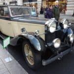 Regent Street Motor Show 10 Talbot display 20171104 135049