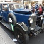 Regent Street Motor Show 10 Talbot display 20171104 135109
