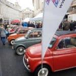 Regent Street Motor Show 11 Fiat 500 60th anniversary 20171104 135317