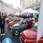 Regent Street Motor Show 11 Fiat 500 60th anniversary 20171104 135329