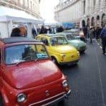 Regent Street Motor Show 11 Fiat 500 60th anniversary 20171104 135415